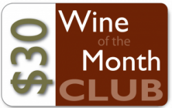 $30 Wine-of-the-Month Club