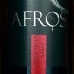 Vinho Verde Red, Afros Vasco Croft 2009