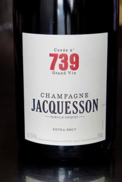 "Champagne Extra Brut ""Cuvee 739"", Champagne Jacquesson NV"