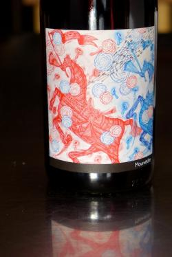 Contra Costa County Mourvedre, Deux Punx 2016