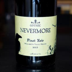 "Willamette Valley Pinot Noir ""Nevermore,"" Gothic Winery 2013"