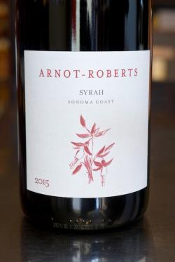 North Coast Syrah, Arnot-Roberts 2012