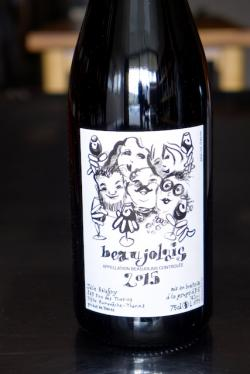 Beaujolais Red, Julie Balagny 2015