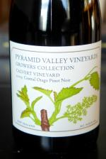 "Central Otago Pinot Noir ""Calvert Vineyard Growers Collection"", Pyramid Valley Vineyards 2009"