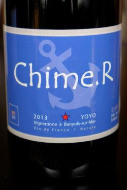 "Vin de France ""Chime-R"", YoYo 2013"
