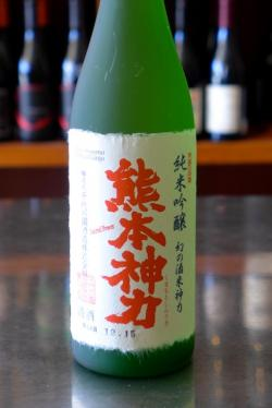 "Chiyonosono Junmai Ginjo ""Sacred Power"" 720ml"