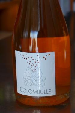 "Petillant Naturel Sparkling Rose ""Colombulle"", Chateau La Colombiere 2015"