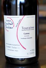 Touraine Gamay, Domaine Courtault-Tardieux 2011