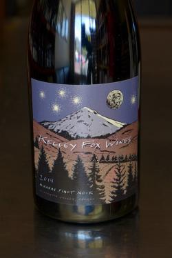 "Willamette Valley Pinot Noir ""Mirabal"", Kelley Fox Wines 2014"