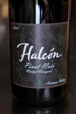 "Anderson Valley Pinot Noir ""Wentzel Vineyard"", Halcon Vineyards 2014"