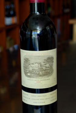 Pauillac First Growth, Chateau Lafite- Rothschild 1995