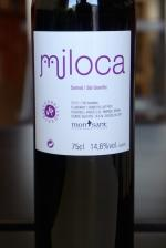 "Montsant DO ""Miloca"", Vendrell-Rived 2012"