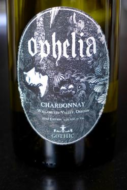 "Willamette Valley Chardonnay ""Ophelia"", Gothic Winery 2012"