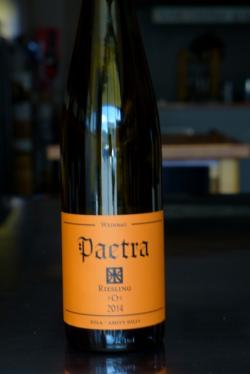 "Willamette Valley Riesling ""O Eola-Amity Hills,"" Paetra Wine Company 2014"