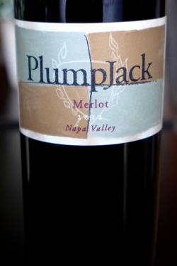 Napa Valley Merlot, Plumpjack Winery 2012