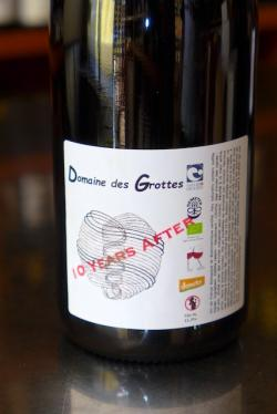 "Vin de France Red ""Ten Years After"", Domaine des Grottes 2014"